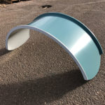 Curved-Panel